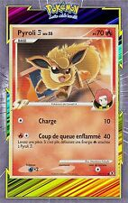 Pyroli C4 - Platine 02: Rivaux Emergeants - 60/111-Carte Pokemon Neuve Française