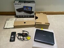 SONY Portable DVD Player FX820 USED Has Remote & Car Charger ONLY