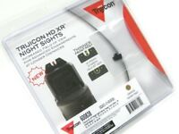 Trijicon GL601-C-600838 Orange Front HD XR Sight System For Glock 17 17L 19 22