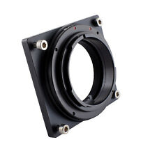 Canon FD FL lens to Red Epic Scarlet Weapon camera mount ciecio7 adapter