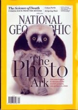April Travel & Geography National Geographic Magazines