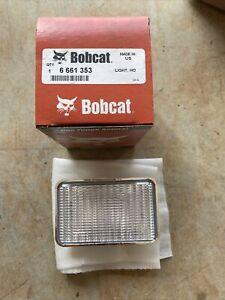 Genuine Bobcat Rear Backup Light 6661353 Fits T110 T140 T180 T190 (D-2)