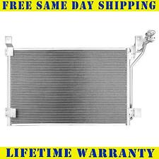 A/C Condenser For 2003-2005 Ford Crown Victoria Lincoln Town Car Fast Shipping