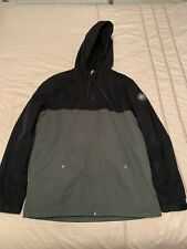 Quiksilver Wanna Jacket Black & Thyme Large