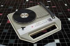 Panasonic sg-330 - Disque Portable Valise VINTAGE Batterie Recordplayer