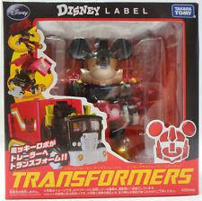 Transformers Disney Label Mickey Mouse - Original Mickey Colour