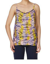 BNWT ROCKMANS WOMEN'S ANIMAL PRINT CAMI SIZE 8