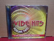 Vibe Hits Volume 2 CD Rare CHRISTIAN The Kry FM STATIC Manafest STARFIELD Drentc