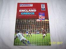Grupo de calificador de Copa del Mundo FIFA 2002 9 ~ ~ 6/10/2001 Inglaterra v Grecia