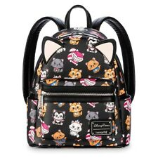 Loungefly Disney Cats • Mini Backpack • New With Tags • In Hand • Sold Out