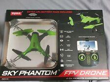 Syma Sky Phantom D1650WH FPV Drone 4 Channel Remote Control Drone
