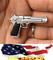 1/6 IMI Desert Eagle pistol for Commando Arnold model Gun BBI hot toys Phicen