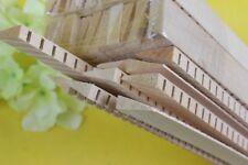 30x guitar strip inside binding wood inlay lining guitar parts 740x17x5mm #100