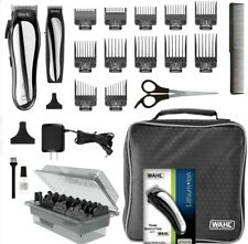 NEW WAHL Lithium Pro Complete Cordless Haircut & Touch Up Kit 23pc 79600-3301.