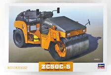 Hasegawa WM02 Hitachi Vibratory Combined Roller ZC50C-5 1/35 scale kit