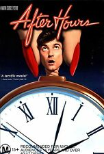 After Hours - Region 2 Compatible DVD (UK seller!!!) Griffin Dunne, Rosanna NEW