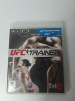 UFC Personal Trainer The Ultimate Fitness System (PS3 / PlayStation 3)