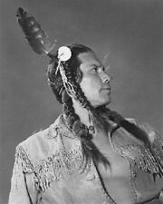 JAY SILVERHEELS AS TONTO FROM THE LONE RANGE 8X10 PHOTO iconic image 172034
