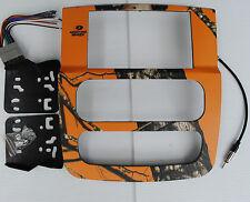 Dodge RAM Double Din 2002, 2003, 2004, 2005 Dash Kit Bezel Mossy Oak Blaze