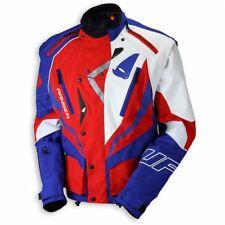 Taglia XL Uomo - Giacca Moto Enduro Jacket UFO Ranger Rosso Blu Bianco Honda CRE