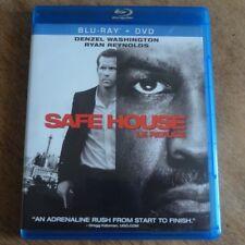 Safe House Blu-Ray Movie! Minty