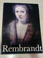 Rembrandt et son oeuvre, Horst Gerson, year 1980, large size   730 illustrations