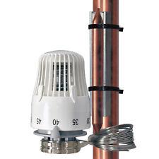 Thermostatkopf mit Anlegefühler Tauchfühler Kapillar Fernfühler Fühler M30x1,5