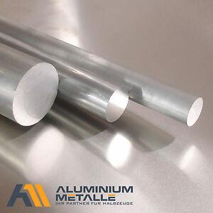 Aluminiumstange Rundstange /Ø 10x1000 mm L/änge = 1000 mm Aluminium Rundmaterial /Ø 10 mm AlMgSi Rundstab