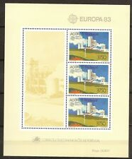 Azoren - 1983 - Mi. Blok 4 (CEPT) - Postfris - NI594