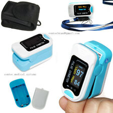 CONTEC Fingertip Pulse Oximeter Oximetry Blood Oxygen Saturation Monitor Spo2,US
