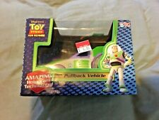 New in Package Planet Toys Toy Story Pullback Racers Vehicle