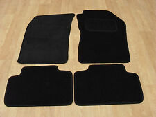 Alfa Romeo GT 2004-on Fully Tailored Car Mats Black