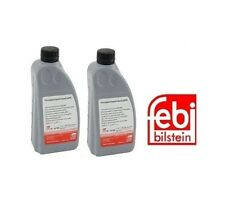 2-Liter Automatic Transmission Fluid Equivalent Esso LT71141 & ATF1G052162A2