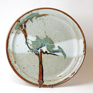 IAN & ELIZABETH HIRD Kelso Studio Pottery (Scotland) - Stoneware Platter, 29cm