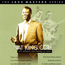 Nat King Cole It's Almost Like Being in Love 2002 Prism CD