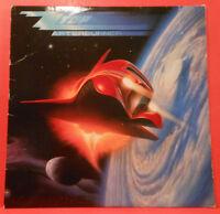 ZZ TOP AFTERBURNER VINYL LP 1985 ORIGINAL PRESS NICE CONDITION! VG/VG+!!B