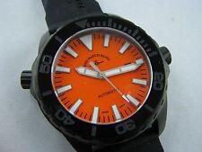 Zeno Professional Diver II Black Automatik eta 2824 ref. nº 6603