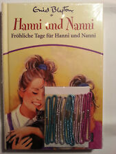 Froehliche Tage fuer Hanni und Nanni | Hanni und Nanni Bd.13 | Enid Blyton