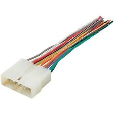 s l225 scosche car direct connection wire harness ebay Scosche Wiring Harness Color Code at eliteediting.co