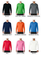 Gildan - Tech Performance Long Sleeve T-Shirt - 47400