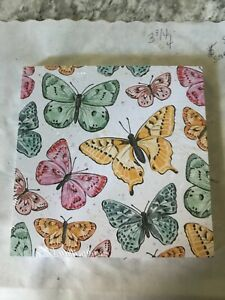Stampin Up - Butterfly Bijou Designer Series Paper - NEW FULL PACKAGE 6x6