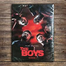 THE BOYS Season 1 The Complete Season(DVD Box Set) Brand New USPS First Class