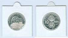 Griechenland 10 Euro 2011  XIII. Special Olympics - Akropolis Silber PP