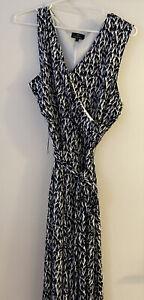 Trent Nathan Resort Wear Wrap Tie Dress NWT ~ Sz 18
