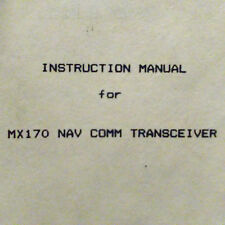 TKM MX170 Nav Comm  Service Manual