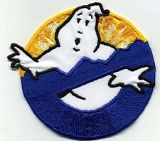 British Columbia Canada - Ghostbusters No Ghost Iron-On Patch