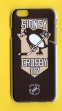 """PITTSBURGH PENGUINS Rigid Snap-on Case for iPhone 6 / 6S 4.7"""" (Design 6)+STYLUS"""