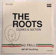 Questlove Signed The Roots Clones & Section  Vinyl LP JSA COA # T76490 Auto