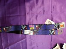Seatbelt Belt - Marvel Avengers - Adj 24-38' Mesh New wav027 black widow