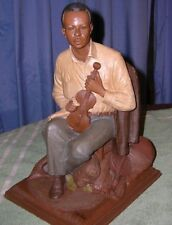 """""""Melodious"""" 1990 Tom Clark Figurine, Signed"""